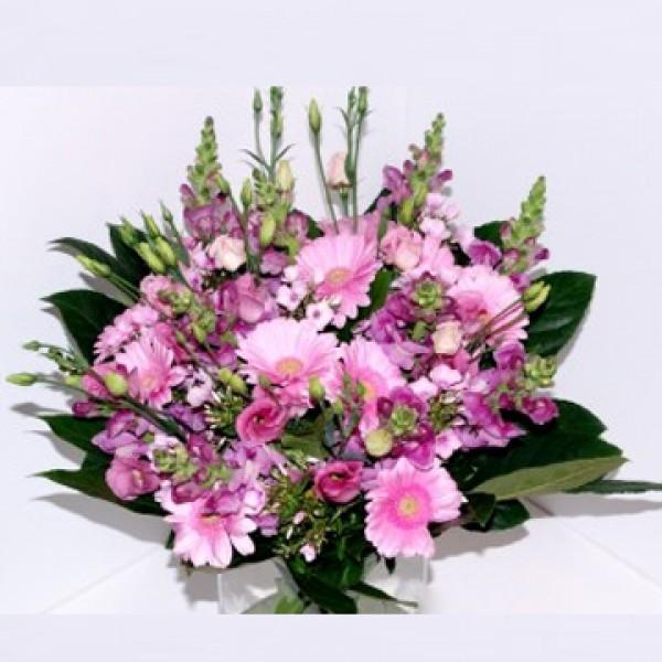 Boeket roze